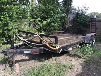 Bobcat heavy duty trailer for Sale in Orlando,  FL