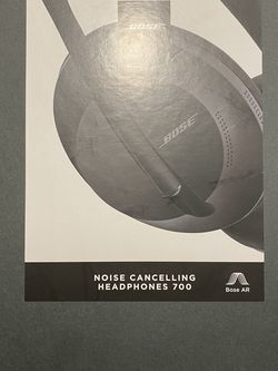 Bose Noise Cancelling / NC 700 Headphones - Like New for Sale in Austin,  TX