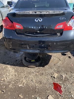 2010 -13 INFINITI G37x for parts for Sale in Matteson, IL