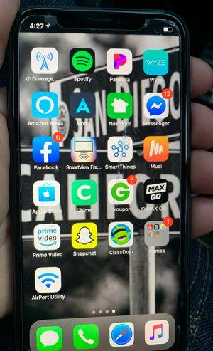 IPHONE XR ATT 256G for Sale in San Diego, CA
