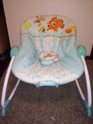 Nemo Baby Seat for Sale in Peoria, IL