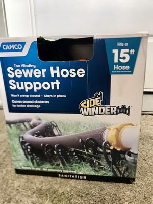 Black Water Hose Support - must have for Sale in Federal Way, WA