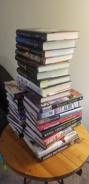 Hardcover books $3 each for Sale in NO POTOMAC, MD