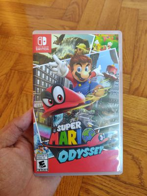 Super Mario Odyssey Nintendo Switch for Sale in West Covina, CA