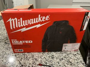 Milwaukee M12 Heated Hoodie NEW for Sale in Arlington, TX