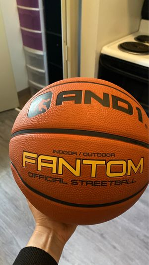 And1 Fantom Basketball for Sale in Ithaca, NY