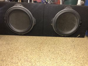 Kenwood Subwoofer for Sale in Aurora, IL
