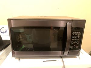Hamilton Microwave for Sale in Fort Campbell, TN