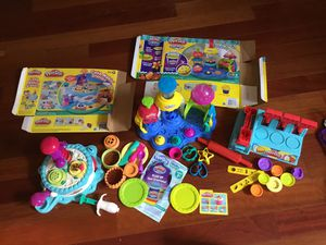Play Doh 3 Sets plus Extras Extras for Sale in San Jose, CA