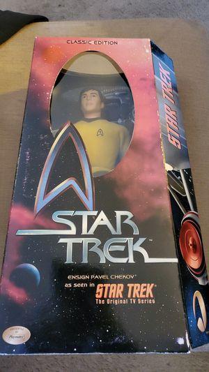 "1999 Ensign Pavel Chekov 12"" Figure in Original Box (Never Opened) for Sale in San Ramon, CA"