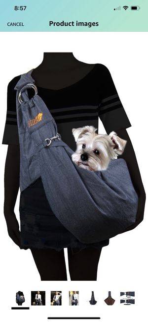 Pet sling carrier for Sale in Ravenna, OH