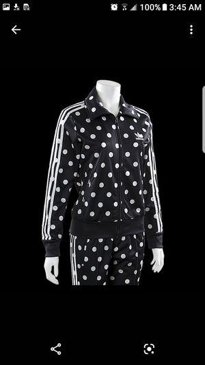 Adidas originals polka dot tracksuit set for Sale in South Gate, CA