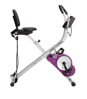 NEW PROFORM EXERCISE DUO BIKE ALREADY ASSEMBLED for Sale in Los Angeles, CA