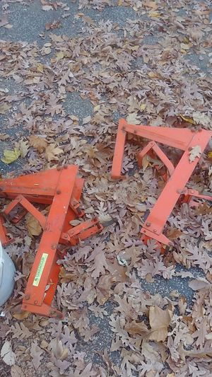 Ladder jacks for walking on a plank on two ladders for Sale in Cleveland, OH