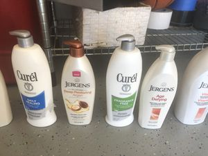 Various Lotions for Sale in Morrisville, NC
