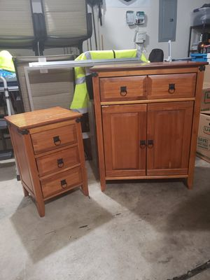Dresser and night stand for Sale in Hillsboro, OR