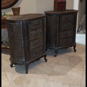 Pair Of Awesome well-made Nightstands Or Side Table for Sale in San Diego, CA