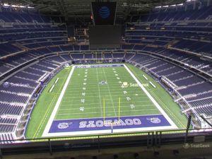 Dallas Cowboys Playoff ticket (one ticket) 458 row 1 seat 11 for Sale in Dallas, TX