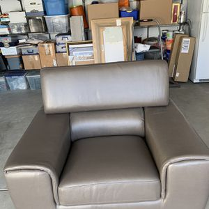 Grey Side Chair for Sale in Santee, CA