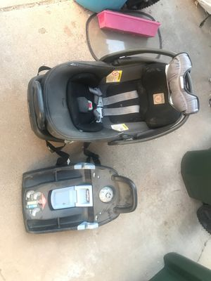 Peg Perego infant seat with 2 bases for Sale in Phoenix, AZ