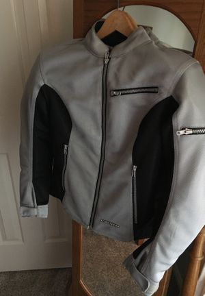 First Gear (W) Motorcycle Jacket With Pads for Sale in Cypress, TX