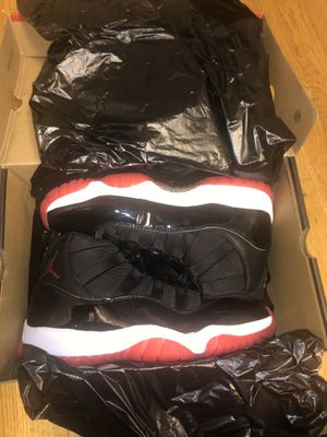 UA Jordan 2019 Bred 11s! Size 6-12 Available! Brand New! for Sale in Irving, TX