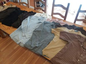 Men's Clothing, Size L for Sale in Third Lake, IL