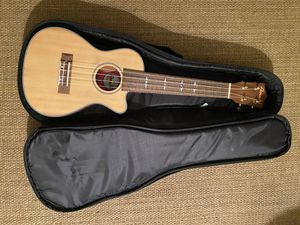 Amahi Concert Ukulele w/ Case for Sale in West Palm Beach, FL