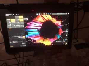 Touch laptop n tablet $300 I paid $750 all new programs for Sale in Ceres, CA