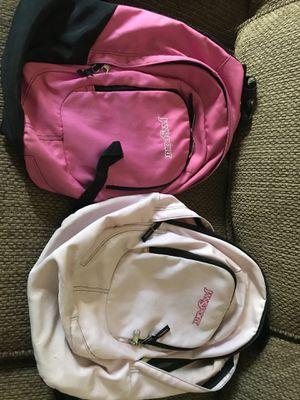 Jansport backpacks - 2 for Sale in Houston, TX