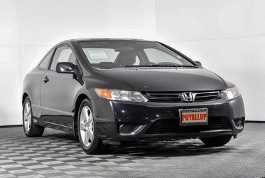 2007 Honda Civic Cpe for Sale in Puyallup,  WA