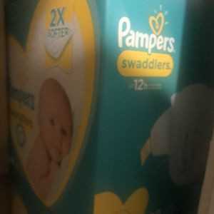 Size 1 Pampers Diapers for Sale in Quincy, MA