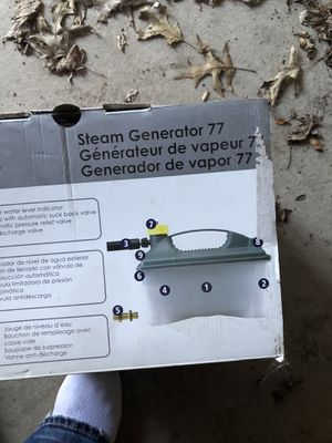 Steam generator 77 for Sale in Cleveland, OH