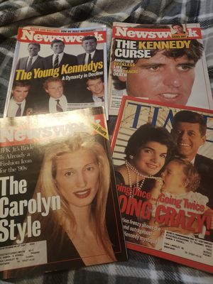 Kennedy magazine bundle for Sale in La Vergne, TN