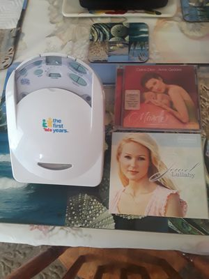 The First Years CD Player Plus 2-Bonus CD's for Sale in Mystic Islands, NJ
