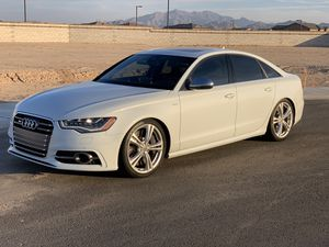 2014 Audi S6 67k Miles with Extended Warranty - Stage 2 - EPL - APR Downpipes, Miltek clone Catback for Sale in Goodyear, AZ