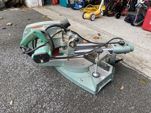 Hitichi mitre saw for Sale in White Plains, NY