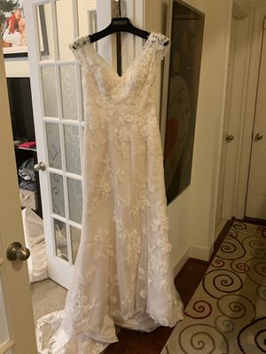 Wedding Dress - NEW - NEVER WORN for Sale in Gaithersburg, MD