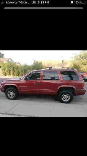99 Dodge Durango for Sale in Phoenix, AZ