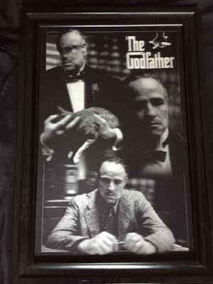 Godfather picture 3 dimensional for Sale in Manassas, VA