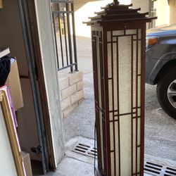 Chinese Floor Lamp for Sale in Los Angeles,  CA