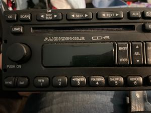 OEM Ford Escape CD player radio. for Sale in Detroit, MI