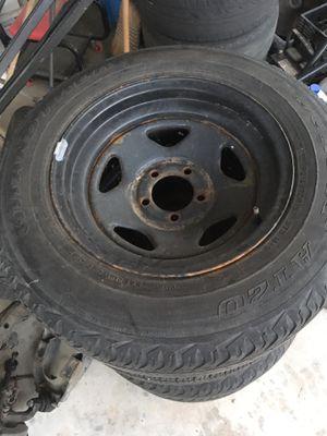 "Toyota Ford Jeep 15"" 5x114 cragar wheels for Sale in Escondido, CA"