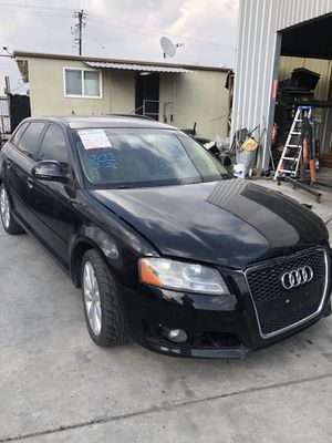 Parting Out! 09 Audi A3 for parts! for Sale in Rialto, CA