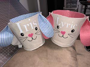 Order custom Easter Baskets 🐣🐣 for Sale in Sacramento, CA