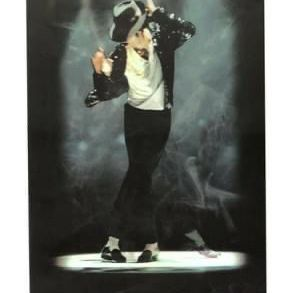 "Michael Jackson 11"" x 17"" Poster - Brand New still sealed, for Sale in Glendale, AZ"
