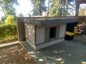 Custom well built dog house for Sale in Yucaipa, CA