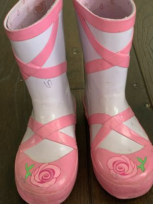 Kidorable Rain Boots for Sale in Macomb, MI