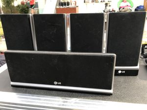 LG Surround Sound for Sale in Ellensburg, WA