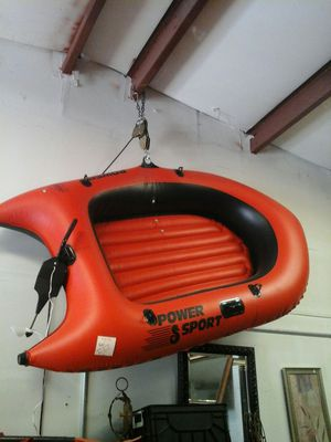 Power sport inflatable boat for Sale in Cedar Park, TX